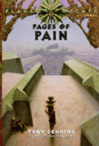 9780786905089: Pages of Pain (Planescape Books)