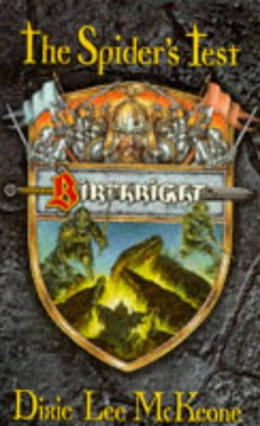 9780786905126: Dungeons and Dragons: Spider's Test: Birthright