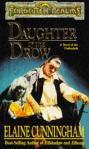 9780786905140: Daughter of the Drow (Forgotten Realms: Starlight and Shadows, Book 1)