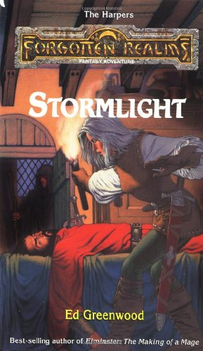 9780786905201: Stormlight (Forgotten Realms: The Harpers)