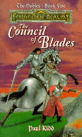 9780786905317: The Council of Blades (Forgotten Realms, The Nobles Series , No. 5)