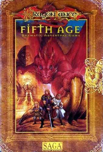 Dragonlance - The Fifth Age (Dragonlance - SAGA): William Connors, Sve Cook