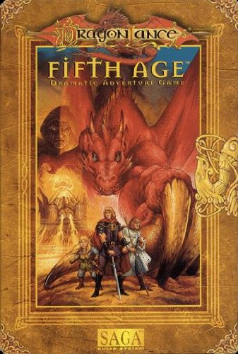 Dragonlance - The Fifth Age (Dragonlance - SAGA): William Connors, Sve Cook