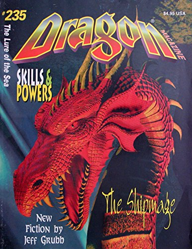 9780786905645: Dragon Magazine (Monthly Magazine)