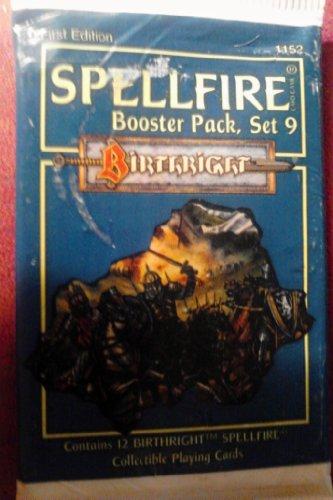 9780786906093: Spellfire Birthright Booster Pack (Spellfire Card Game , No 9)