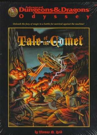 TALE OF THE COMET, THE (Odyssey Camapign Expansion) (0786906537) by Rateliff, John