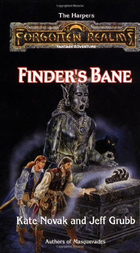 Finder's Bane (Forgotten Realms Lost Gods) (0786906588) by Novak, Kate