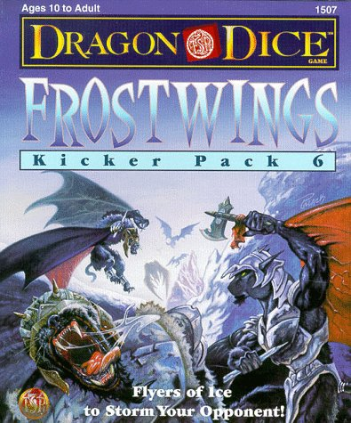 9780786906628: Frostwings: Kicker Pack 6 (Dragon Dice Kicker Pack , No 6)