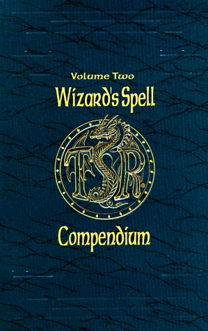 Wizard's Spell Compendium, Vol. 2 (Advanced Dungeons & Dragons)