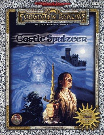 9780786906697: Castle Spulzeer (AD&D Fantasy Roleplaying, Forgotten Realms/Ravenloft)