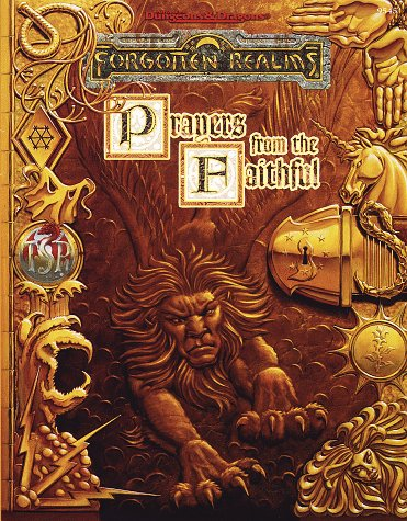 9780786906826: Prayers From the Faithful (Advanced Dungeons & Dragons: Forgotten Realms)