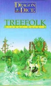 9780786907038: Dragon Dice Kicker Pack 8: Treefolk