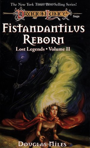 9780786907083: Fistandantilus Reborn (The Lost Gods)