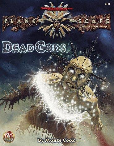 9780786907113: Dead Gods (Planescape)