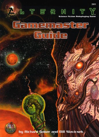 9780786907298: Alternity Gamemaster Guide: Rules for Modern to Far-Future Roleplaying Games