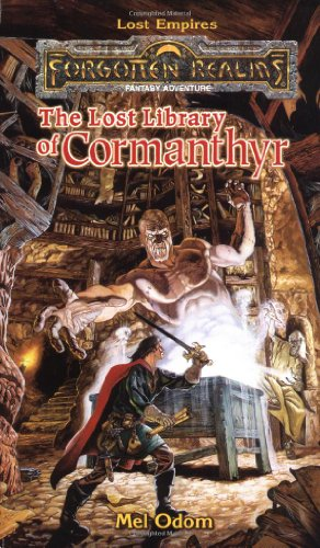 9780786907359: The Lost Library of Cormanthyr