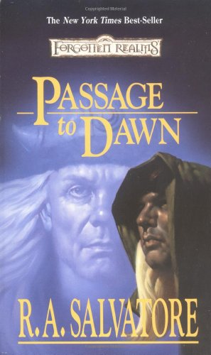 9780786907502: Passage to Dawn (Forgotten Realms: Legacy of the Drow, Book 4)