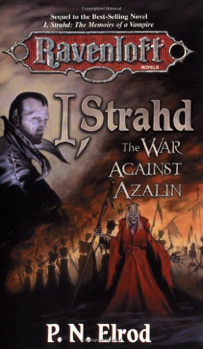 9780786907540: I Strahd: War Against Azalin (Ravenloft)