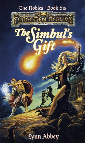 9780786907632: The Simbul's Gift: The Nobles: 6