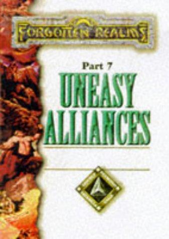 9780786908707: Uneasy Alliances (Double Diamond Triangle Saga)