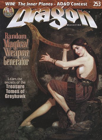 9780786911578: Dragon Magazine (Monthly Magazine & Annual)