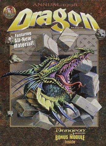 9780786911639: Dragon Magazine, Annual No 3: Oct/Nov (Monthly Magazine & Annual , No 3)