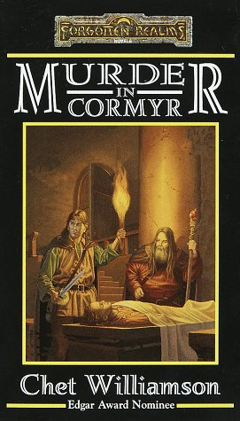 Murder in Cormyr (Forgotten Realms) (0786911735) by Williamson, Chet