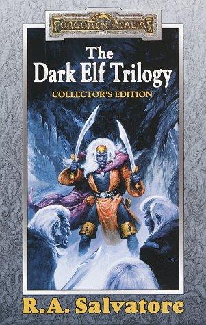 9780786911769: The Dark Elf Trilogy: Homeland, Exile, Sojourn (Forgotten Realms)
