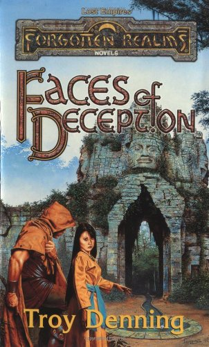 9780786911837: Faces of Deception (Forgotten Realms: Lost Empires)