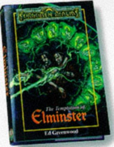 9780786911899: The Temptation of Elminster (Forgotten Realms)