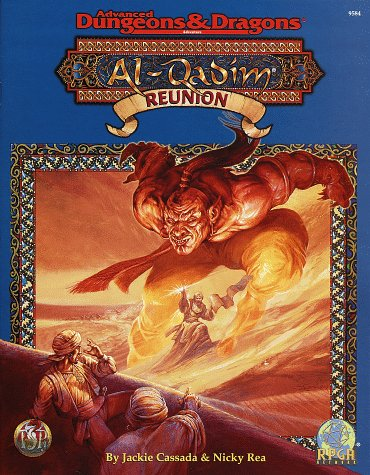9780786911967: Reunion (Al-Qadim RPGA Network Adventure)