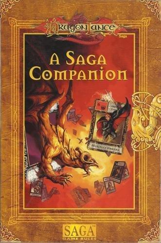 Saga Companion, A (Dragonlance - SAGA)