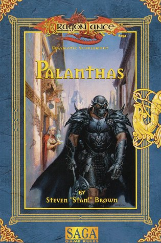 9780786911998: Palanthas (The Herald's Lorebook, Dramatic Supplement , No 1)