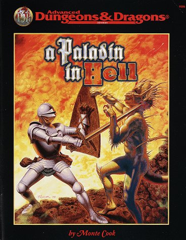 9780786912100: A Paladin in Hell (Advanced Dungeons & Dragons)