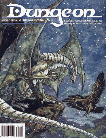 9780786912209: Dungeon Magazine #65 Dragonlance