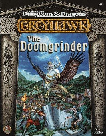 9780786912520: The Doomgrinder