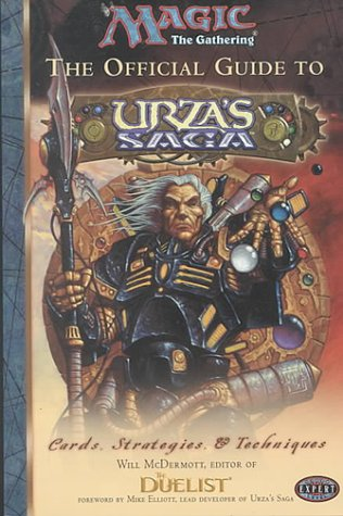 9780786913022: Official Guide to Urza'a Saga (Magic : the Gathering)