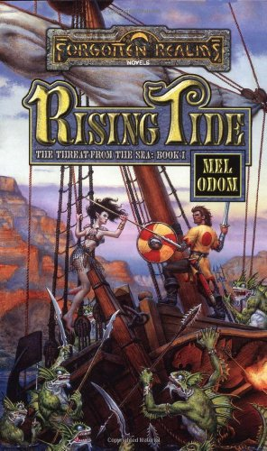 9780786913121: Rising Tide (Forgotten Realms: The Threat from the Sea, Book 1)