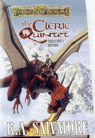 The Cleric Quintet Collector's Edition (Forgotten Realms: The Cleric Quintet): Salvatore, R. A...