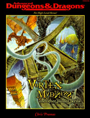 9780786913268: Vortex of Madness & Other Planar Perils (Advanced Dungeons & Dragons Accessory)