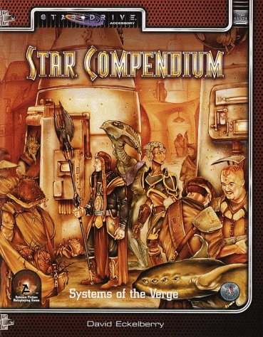 9780786913718: Star Compendium: Systems of the Verge (Alternity Sci-Fi Roleplaying, Star Drive Setting)