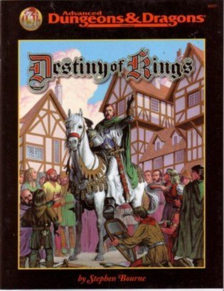 9780786913770: The Destiny of Kings