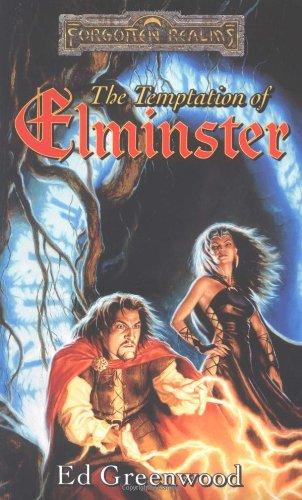 9780786914272: The Temptation of Elminster (Forgotten Realms)