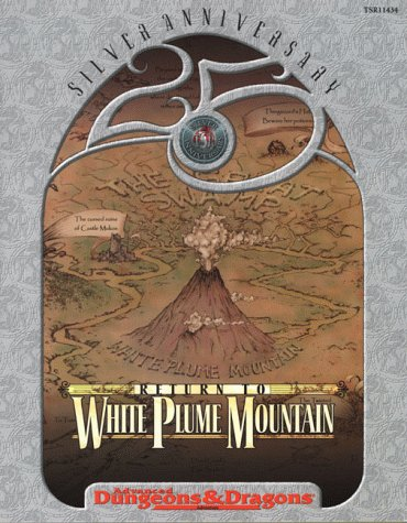 9780786914340: Return To White Plume Mountain