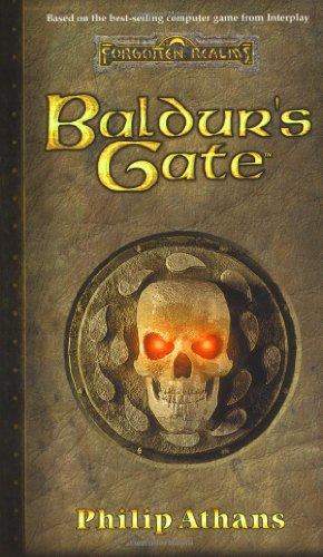 9780786915255: Baldur's Gate