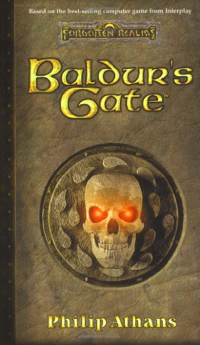 9780786915255: Baldur's Gate: A Novelization