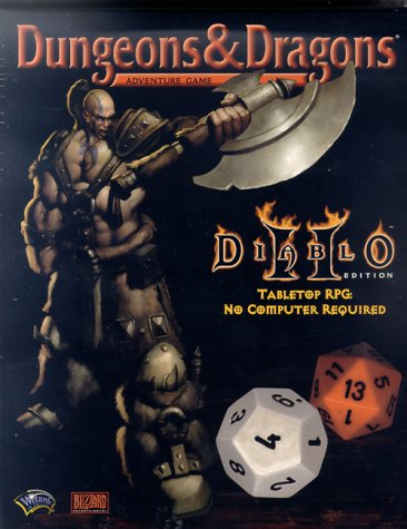 9780786915484: Diablo: 2 (Dungeons & Dragons Adventure Game)