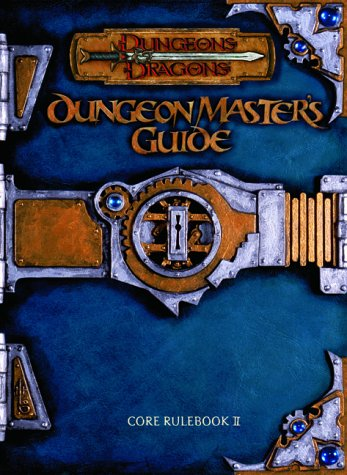 Dungeon Master's Guide : Core Rulebook II : TSR11551: Cook, Monte & Williams, Skip & Tweet, ...