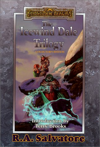 9780786915576: Icewind Dale Trilogy: Collector's Edition (Forgotten Realms: the Icewind Dale Trilogy)