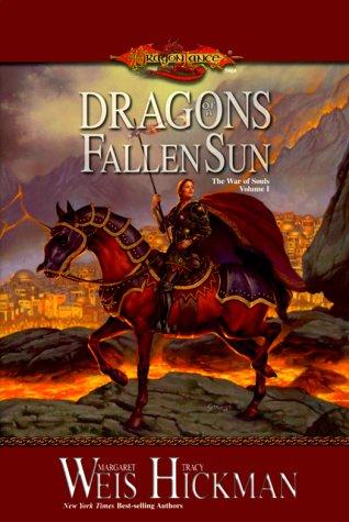 9780786915644: Dragons of a Fallen Sun (Dragonlance: The War of Souls, Volume I)